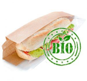 Bolsas de papel para panadería en Montilla